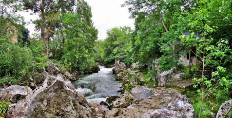 El Pas en Puente Viesgo
