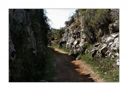 ruta minera de udias