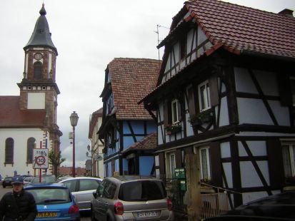 Weyersheim, Bas Rhin