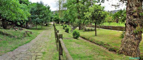 Novales, parque público
