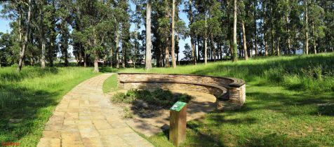 Jardín encantado en Pedrosa