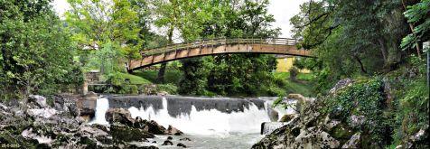 Cascada de Pas en Puente Viesgo