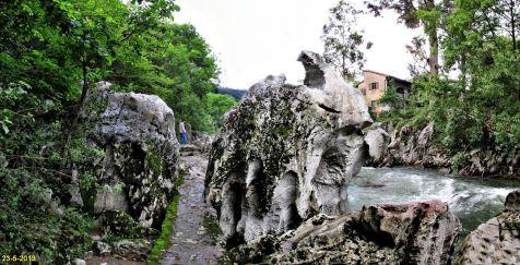 Meandros del Pas