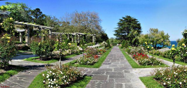 En los jardines de matale as fotos de parques y jardines for Parques y jardines fotos