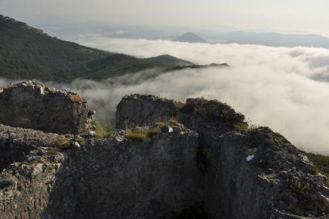 niebla en la atalaya