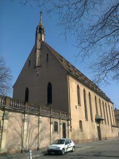 Eglise St. Jean a Estrasburgo