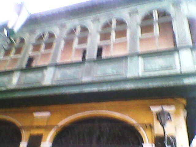 los balcones de casa