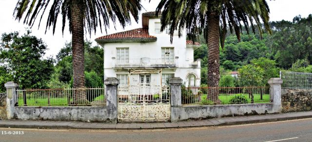 Novales, casa antigua