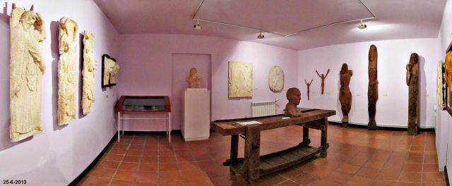 Santillana, museo Jesús Otero