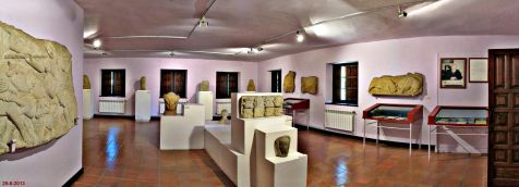 Santillana, museo Jesús Otero, dependencias