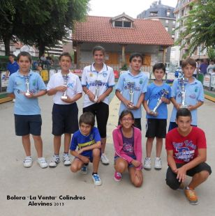 Final Trofeo Ayto. Colindres de categor�as menores