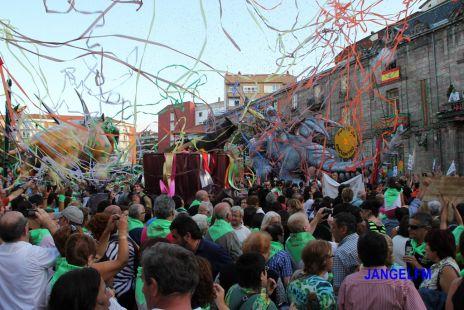 Fiestas de la Virgen Grande 2013