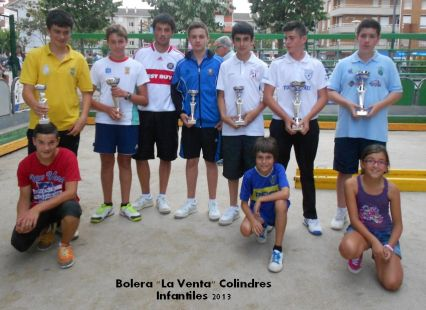 Final Trofeo Ayto. Colindres de categorías menores