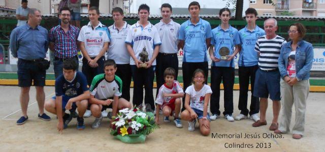 Final Memorial Jesús Ochoa para Juveniles