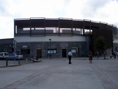 Plaza de toros (Santoña).