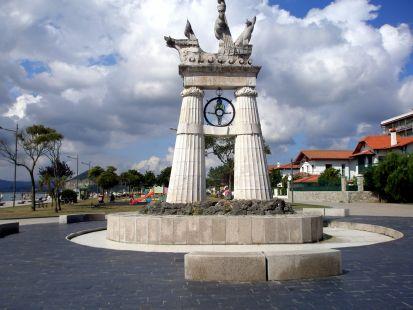 Monumento a Juan de la Cosa (Santoña).