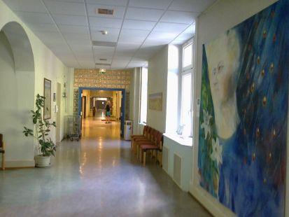 Sanatorium en la Broque