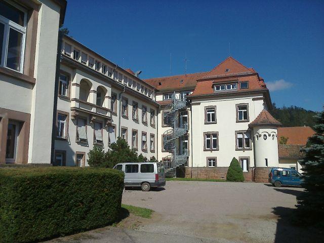 Centro de readaptación. Schirmeck