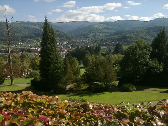Barembach, Alsacia