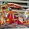 Carrozas en la Virgen Grande 2013