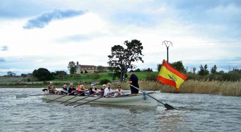 Santander en Boga de nuevo en el Río cubas