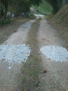 CARRETERA EN LA MONTAÑA AYTO TORRELAVEGA