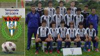Infantil Rayo Cantabria A - 2013-2014