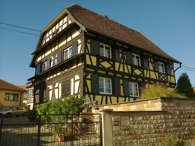 Weyersheim, Alsacia