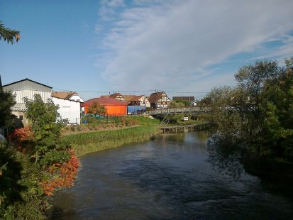La Zorn en Weyersheim