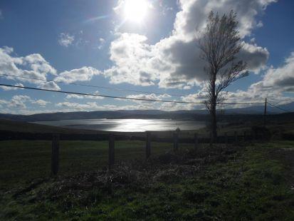 Pantano del Ebro paraíso natural