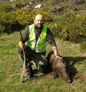 buen dia de caza