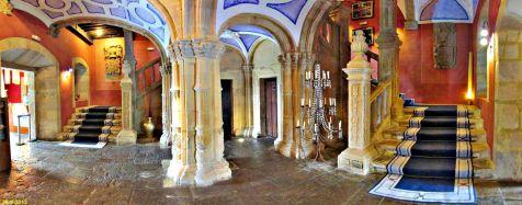 Palacio de SOÑANES. Villacarriedo