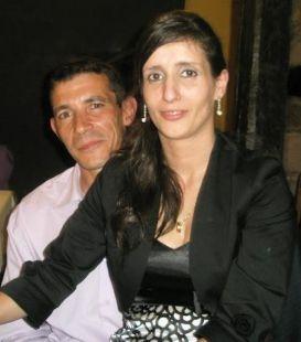 Vanessa y Antonio, 7 años juntos