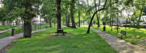Parque de Vista Alegre en Cabezón