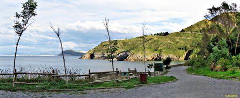 Hacia las minas en Castro Urdiales