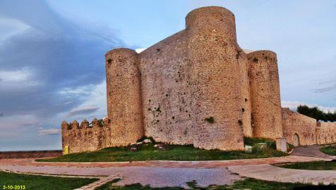 Castillo del faro en Castro Urdiales