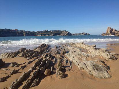 Playa de Portio.