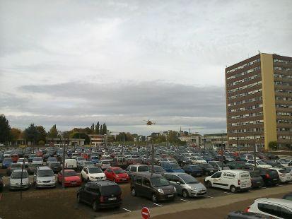 Hospital de Hautepierre, renovado