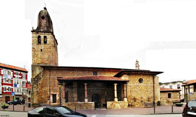 Iglesia de San Martín. Cabezón de la Sal