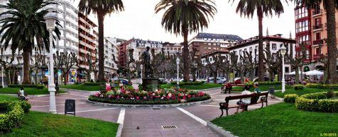 Monumento a Ataúlfo Argenta en Castro
