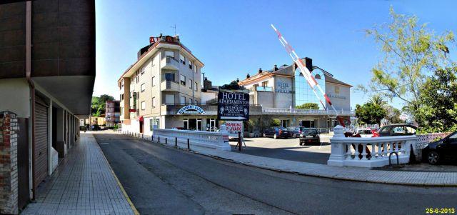 Hotel Alfar en ISLA