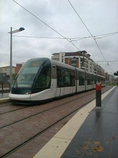 Nuevo tram en Poteries