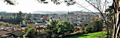 Barrio Inmobiliaria desde montes San Ramón