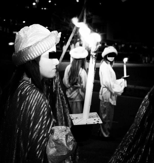Cabalgata de Reyes, Tanos 2014