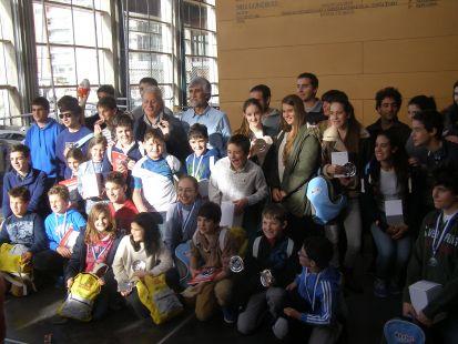 Foto Grupo Escuela Vela CEAR
