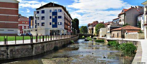 Remansos del Ebro en Reinosa