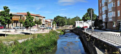 Reinosa y el Ebro