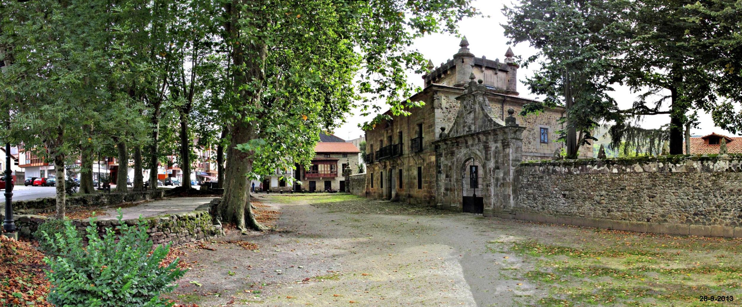 La vieja bolera en selaya fotos de pueblos de cantabria - Casas de pueblo en cantabria ...