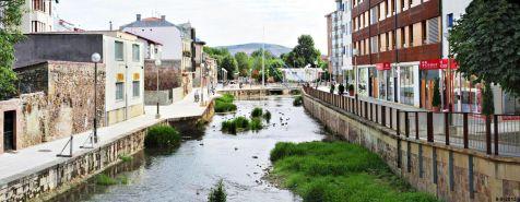 El Ebro en Reinosa