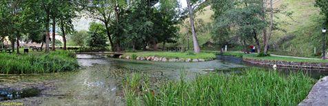 Arroyo de la Fuentona en Ruente